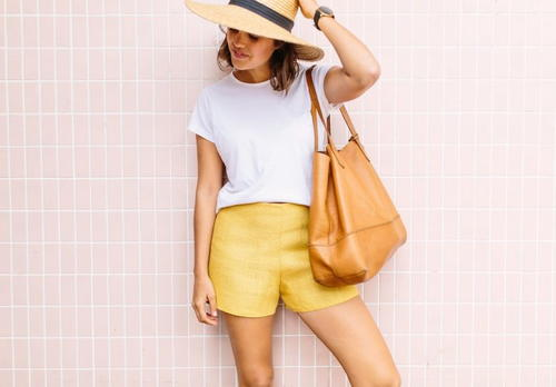 One Hour Sophisticated Summer Shorts