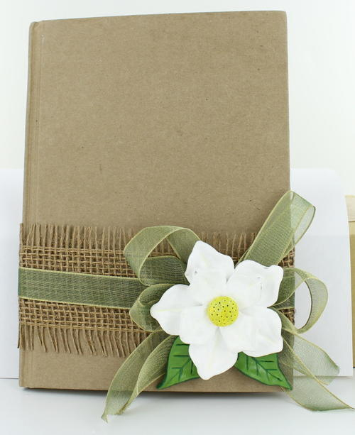Clay Magnolia Journal Cover