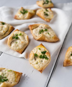 Super-Easy Crab Puffs