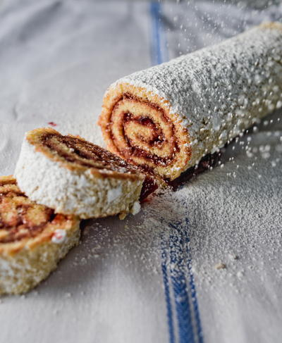 Raspberry Jelly Roll