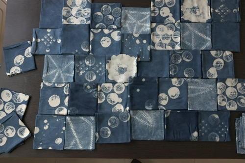 6 Shibori Tie Dye Techniques | FaveCrafts.com