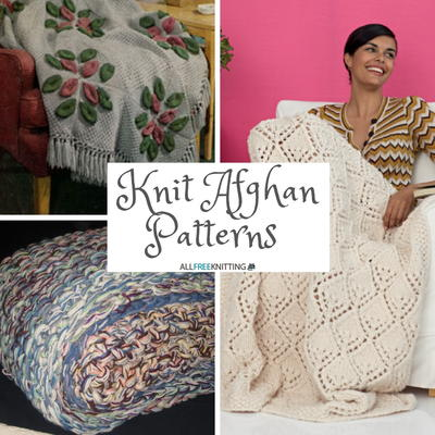 Knit Afghan Patterns