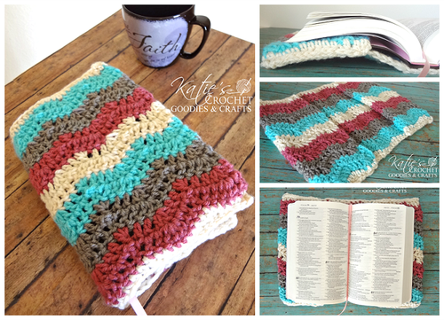 Crochet Bible Cover