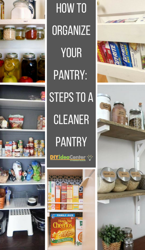 How To Organize Your Pantry Steps A Cleaner