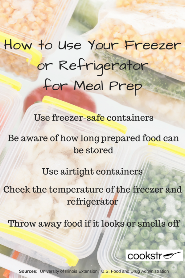 How to Keep Food Fresh in Your Freezer or Refrigerator
