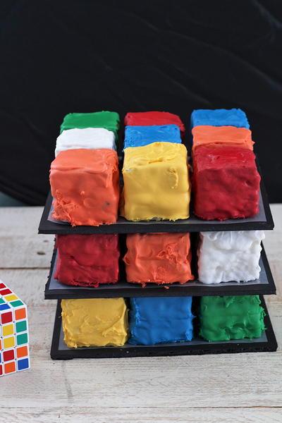 easy rubik s cube cake recipelion com