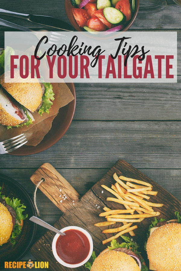 Tips for Superior Tailgate Cooking