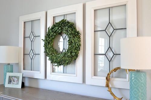 Vintage inspired window pane diy wall decor diyideacenter vintage inspired window pane diy wall decor ppazfo