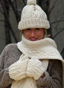 19 Loom Knitting Patterns