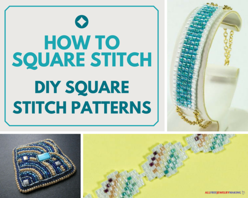 How to Square Stitch DIY Square Stitch Patterns