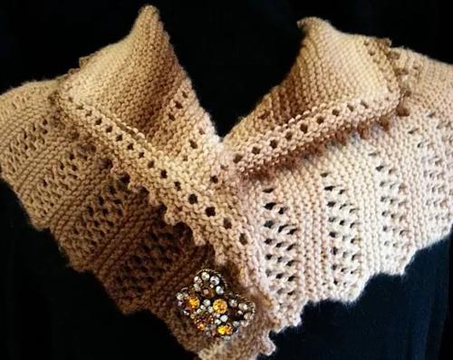 Victoria Knit Shawl Pattern Allfreeknitting