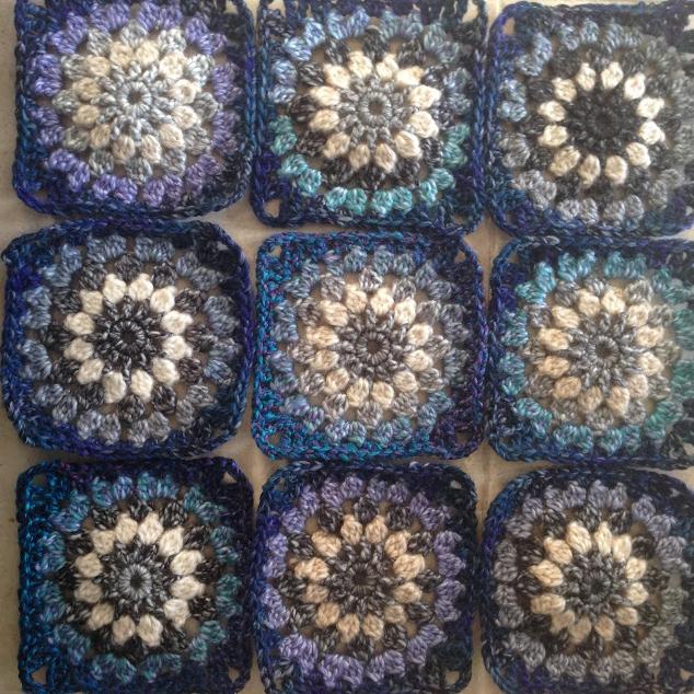 Free Tunisian Crochet Patterns Blankets