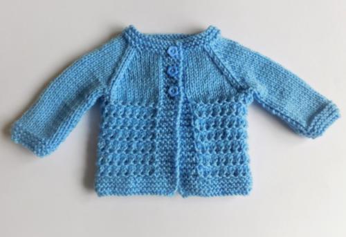 Kensington Baby Sweater Knitting Pattern Allfreeknitting