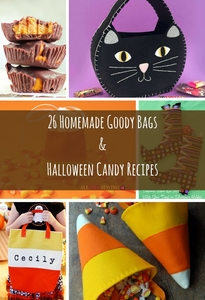 26 Homemade Goody Bags & Halloween Candy Recipes