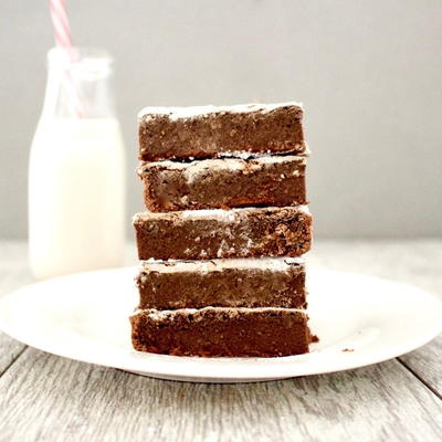 Skinny Fudge Brownies
