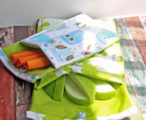 Diy Reusable Snack Bags Diyideacenter Com