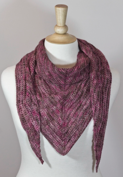 One Skein Crochet Scarf Pattern