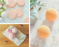 How to a Host a Fizzlin' DIY Bath Bomb Party