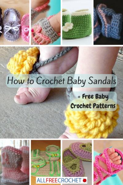 Mock Baby Sandals Free Pattern Wiring Diagrams