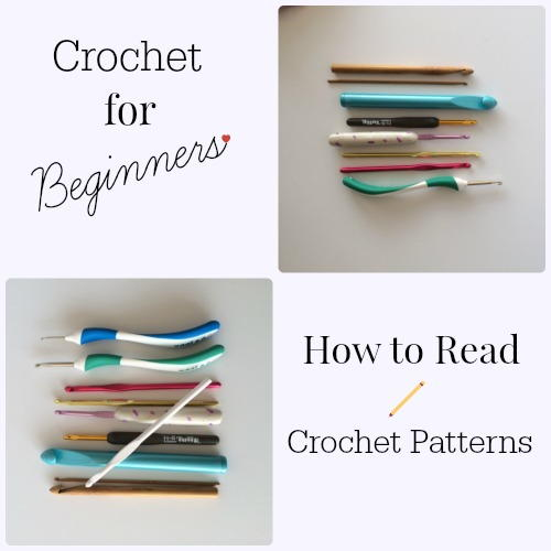 Crochet For Beginners How To Read Crochet Patterns Inspiration How To Read A Crochet Pattern