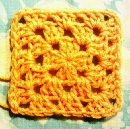 Super Simple Granny Square Allfreecrochetafghanpatterns