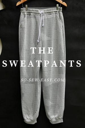 The Sweatpants Not Just For Sweating