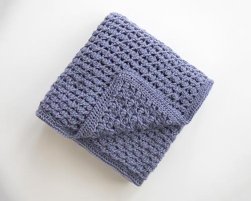 Heirloom Baby Blanket Allfreecrochet