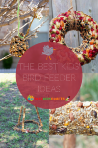14 of the Best Kids' Bird Feeder Ideas