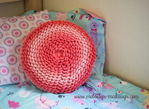 Netherlee Flower Pillow