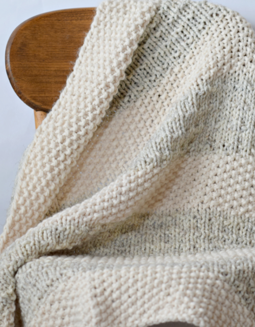 Easy Heirloom Knit Blanket Pattern Allfreeknitting
