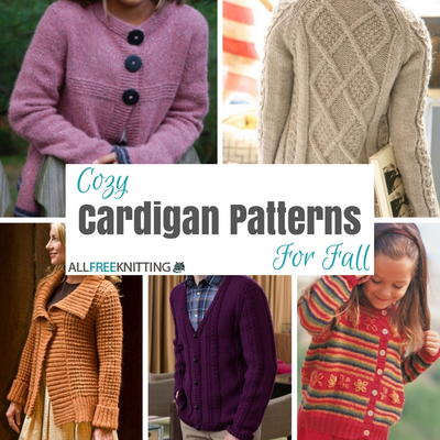 Cozy Cardigan Patterns for Fall