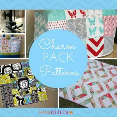 23 Charm Pack Quilt Patterns