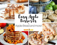 Our 10 Best Apple Dessert Recipes + Recipes for Apple Bread and More!