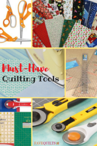 13+ Must-Have Quilting Tools