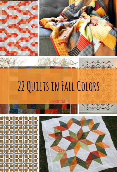 22 Quilts in Fall Colors   FaveQuilts.com : vanilla latte quilts - Adamdwight.com