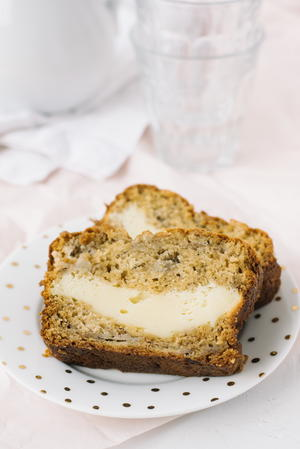 Recipelion everyday food recipes for the home chef if you never thought to combine cream cheese and banana bread think again because its incredible this banana bread recipe forumfinder Images