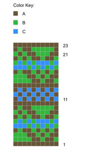 Fabulous Fair Isle Knit Cowl Pattern   AllFreeKnitting.com