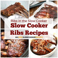 Ribs in the Slow Cooker: 14 Slow Cooker Ribs Recipes