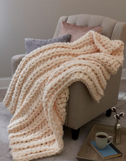September Snuggles Afghan Pattern
