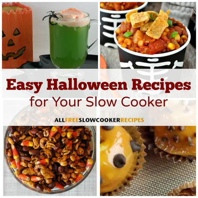 12 Easy Halloween Recipes For Your Slow Cooker