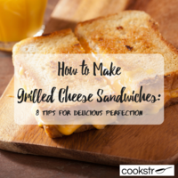 How to Make Grilled Cheese Sandwiches: 8 Tips for Delicious Perfection