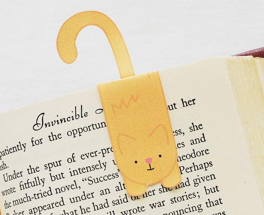 Cutest Kitty Bookmark