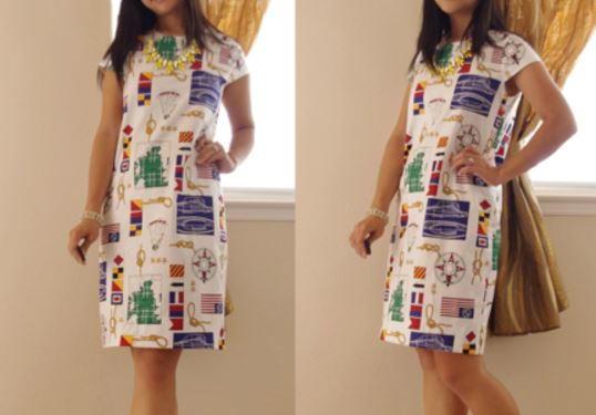 Patterns for Shift Dresses