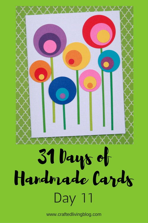 Day 11 of 31 Days of Handmade Cards