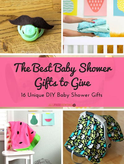 The Best Baby Shower Gifts To Give 16 Unique Diy