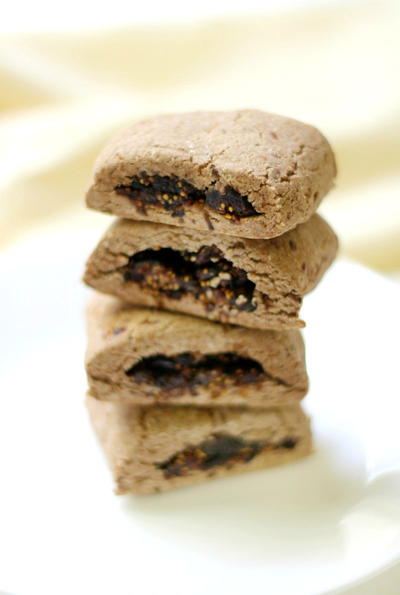 Homemade Gluten-Free Fig Newtons