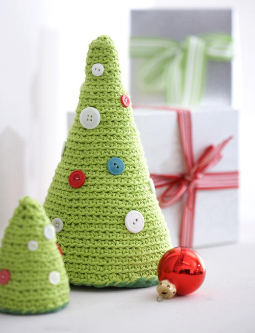 Tabletop Christmas Trees