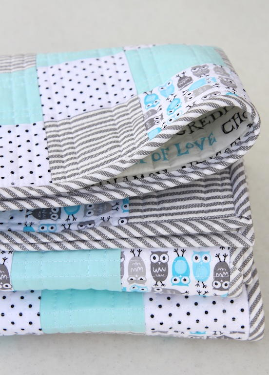 18 Perfect Little Baby Quilt Patterns Allfreesewing