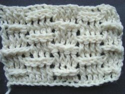 Basket Weave Crochet Stitch Tutorial | AllFreeCrochet.com