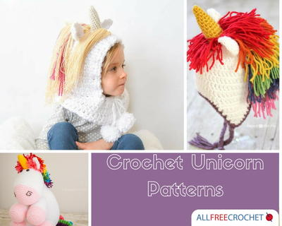 Magical Crochet Unicorn Patterns